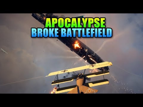 Apocalypse DLC Broke Battlefield 1 - Day 1 Impressions