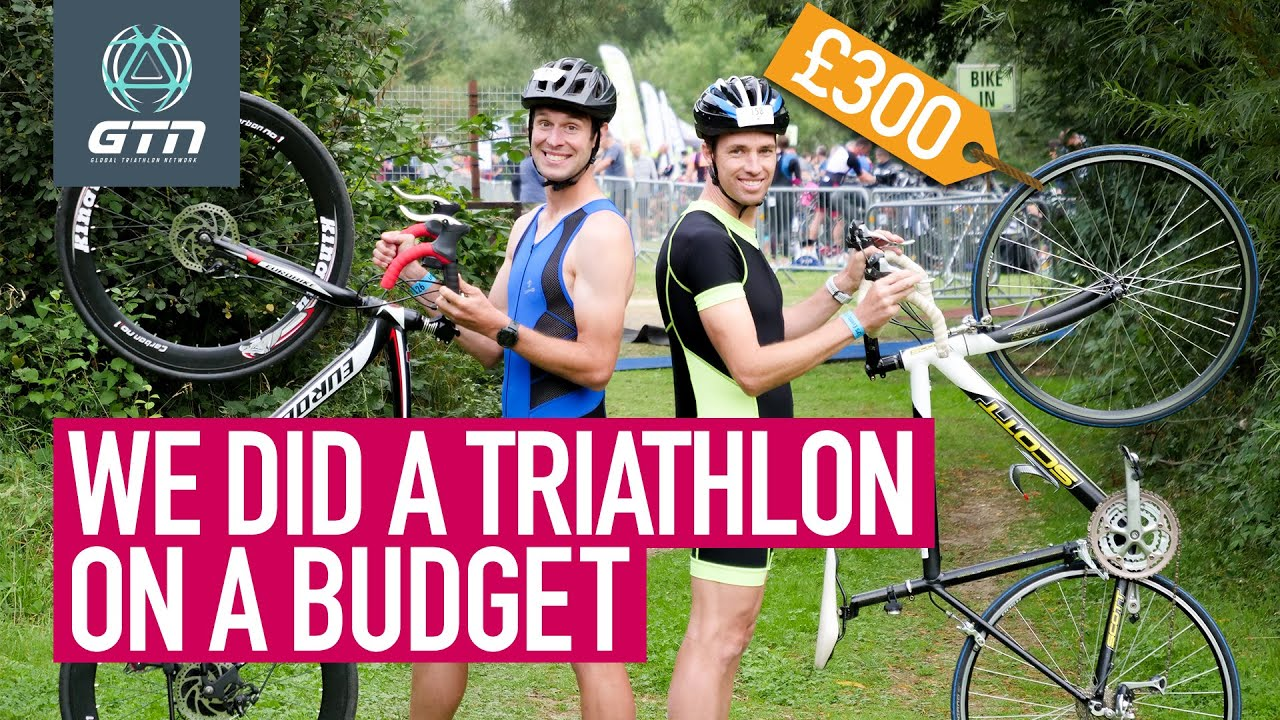 Download We Did A Triathlon On A Budget & This Is What Happened!