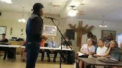 Wendsler Nosie Sr    Resolution DEIS Public Hearing Queen Valley, AZ