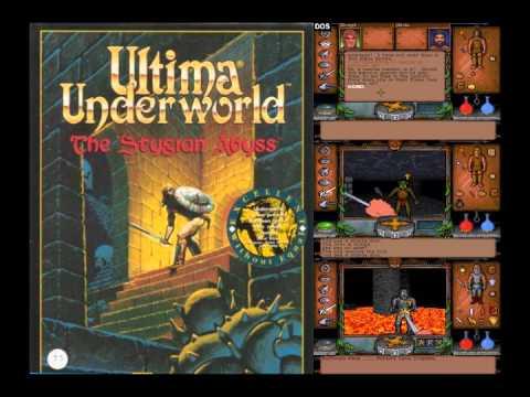 Ultima Underworld Music (Sound Blaster Pro) - Maps and Legends on ultima 4 map, ultima v nes map, ultima underworld abyss map, ultima online map, ultima underworld the stygian abyss ps1,