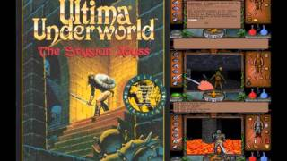 Ultima Underworld Music (Sound Blaster Pro) - Maps and Legends