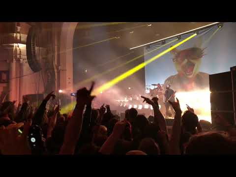 Skindred - That's My Jam - Live London Brixton April 28th iPhone X 4K Clip