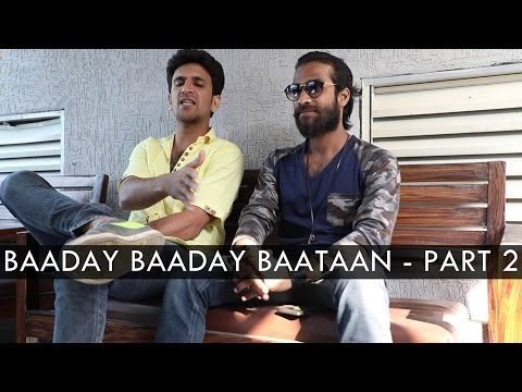 Baaday Baaday Baataan - Part 2 | Ultimate Fun | Kiraak Hyderabadiz