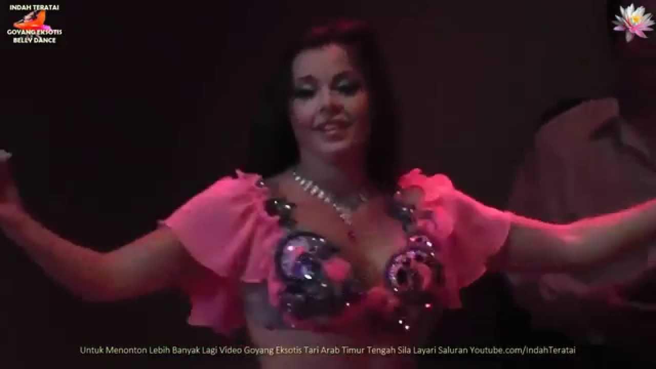 Bigo Live Cewek Cantik Pamer Uting Sambil Ngesot: Youtube Goyang Arab Leila Kushnir Goyang Eksotis Arab