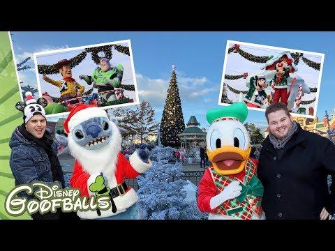 Christmas At Disneyland Paris 2019 🎄