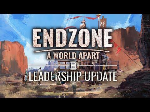 Endzone - A World Apart | Feature Trailer - Leadership