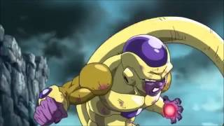 SSGSS Vegeta vs Golden Frieza [HD]
