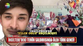 İngiltere'deki terör saldırısında ölen Türk genci!