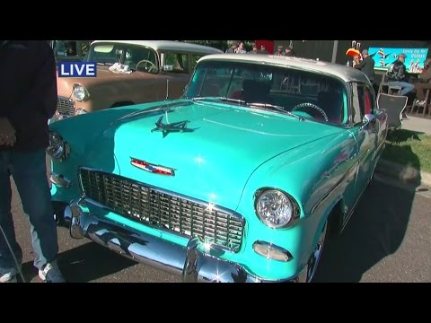 44th Annual Back To The 50's Event Roars Into State Fairgrounds