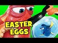 Finding Dory EASTER EGGS, Post-Credits & Secret Cameos Explained