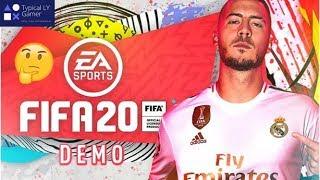 Fifa 20 Demo first impressions (Arabic) | تجربة و اول انطباع علي ديمو فيفا 20