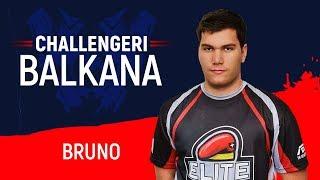 Challengeri Balkana: Bruno