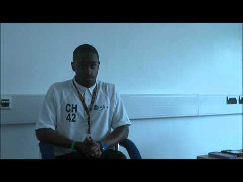 Interview with Craig Martin-Heskey