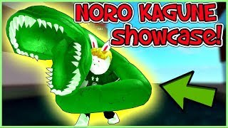 Ro-Ghoul - Noro Kagune Showcase !
