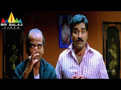 Cara Majaka Movie LB Sriram and Kanakala Comedy   Geethika, Sangeetha   Sri Balaji Video