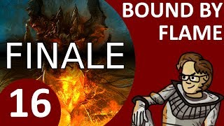 Let's Play Bound By Flame Part 16 FINALE -  Final Boss, Ending, Buffalo Difficulty (PS4 Pyromancer)