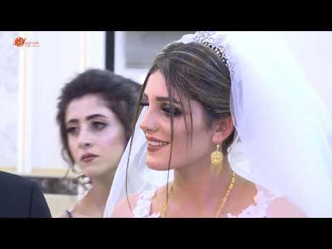 حفلة الزفاف حميد وجلنار جزء 4 تاريخ 23/11/2019 قاعة هيزل