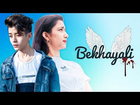Bekhayali | Kabir Singh Movie | Rahul & Amrita | Heart Broken School Love Story | Sad Song 2019