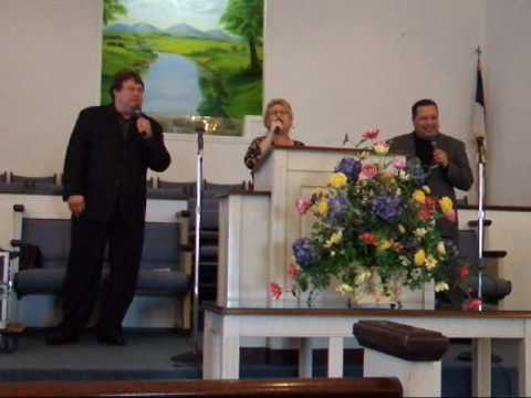 New Ground sings at Bethel Baptist Church