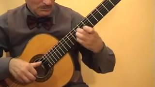 37 Ю Кузнецов Уроки игры на гитаре Англ песня практика