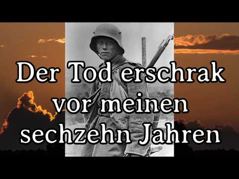 Sing With Karl - Der Tod Erschrak Vor Meinen Sechzehn Jahren [The Ballad Of The Young MG - Gunner]