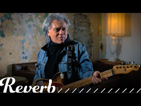 Marty Stuart: The Story of Clarence White & The Parsons/White StringBender | Reverb Interview