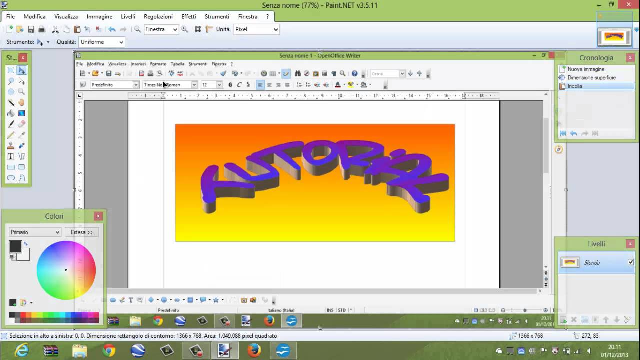Creare un tema personale in PowerPoint - PowerPoint
