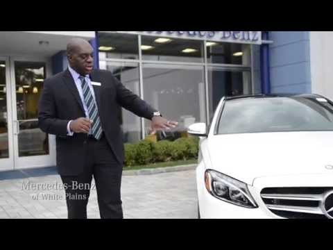 2015 MercedesBenz C300 Overview at MercedesBenz of White Plains