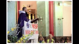 o. Daniel - kazanie ze spotkania młodych 12.04.2014