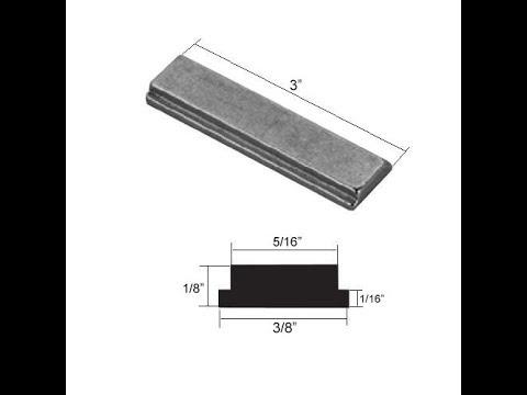Replacing Shower Door Magnet Youtube