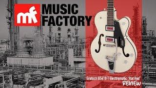 "Gretsch G5410T Electromatic ""Rat Rod"" - Review (Portuguese/English)"