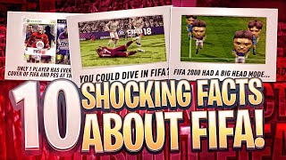 10 CRAZY FIFA SECRETS YOU DIDN'T KNOW!