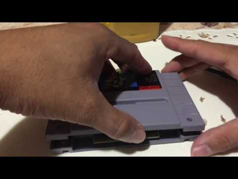 How To Open and Clean Your SNES Games