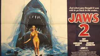 JAWS 2 (1978) - London radio advert