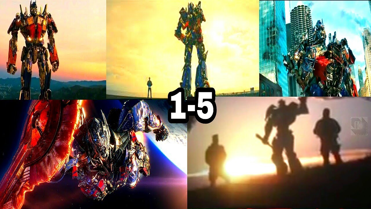 Transformers All Optimus Prime Ending Speeches 1 5