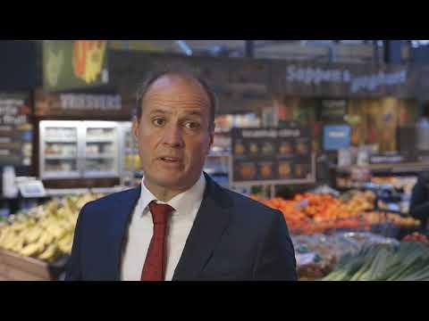 Frits van Eerd  van Jumbo Foodmarkt over Foodpark Veghel