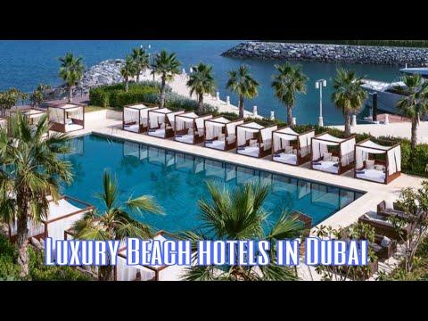 Luxury Beach Hotels in Dubai Top Destination of Best Resort, Dubai #hotels