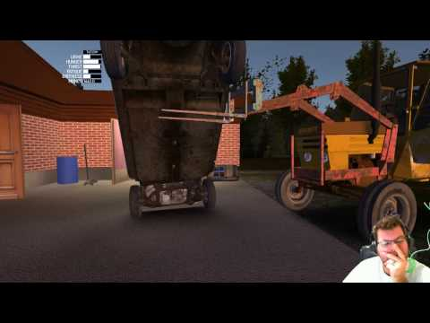 Let's Play My Summer Car - Part 6: Emission systems are for hippies
