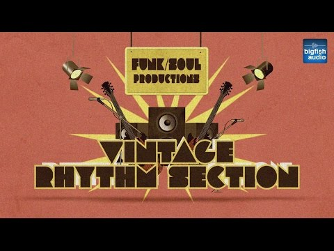 Vintage Rhythm Section Official Trailer