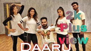 Daru Vich Pyaar Mila De - Moin Khan | Guest iin London , Dance Fitness Choreo | Kartik Ariyan
