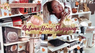 COME AUTUMN HOMEWARE SHOPPING WITH ME! NEW IN: Tkmaxx, Next Home, Poundland, Primark Home +
