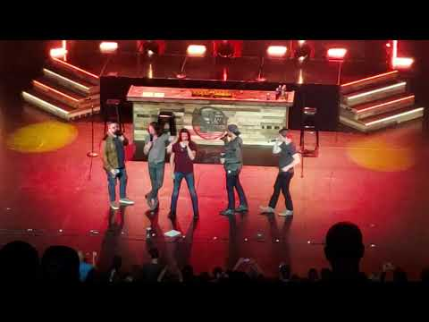 """Home Free """"Ring of Fire"""" low notes"""