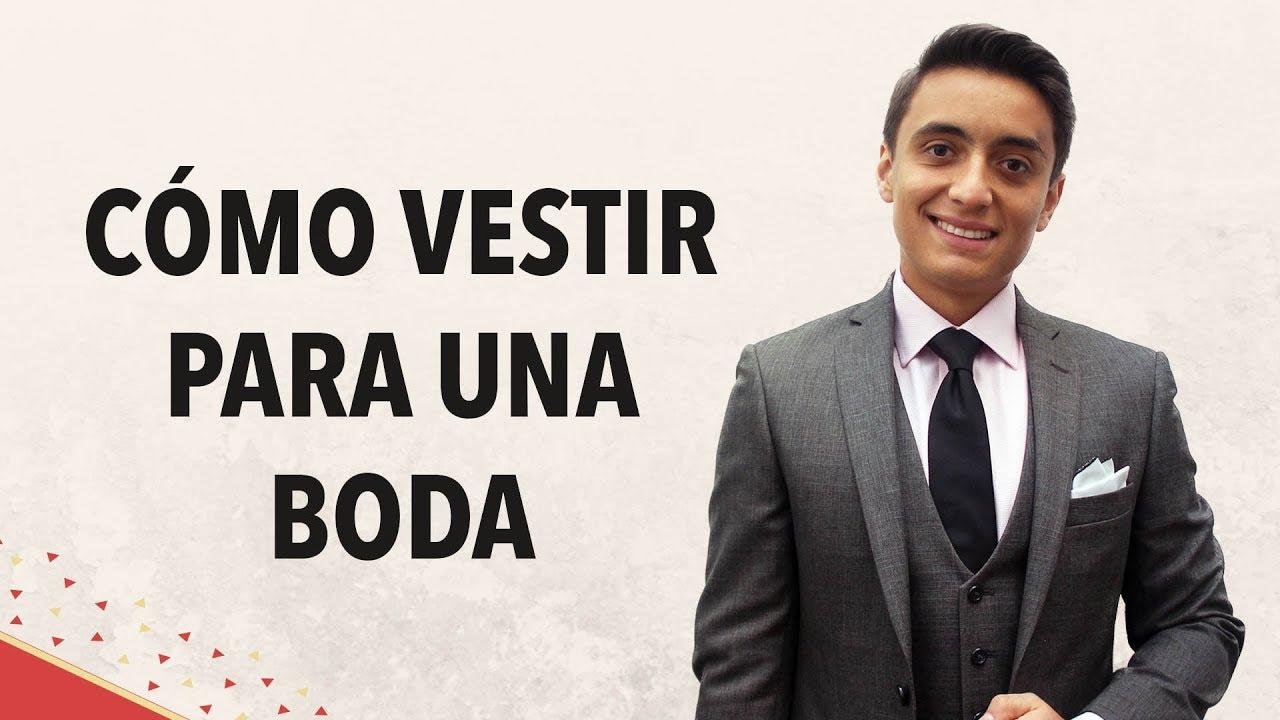 Cómo Vestir Para Una Boda Boda De Noche Humberto Gutiérrez