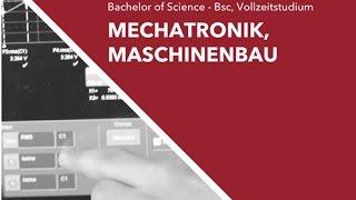 Mechatronik – Bachelorstudiengang an der FH Vorarlberg