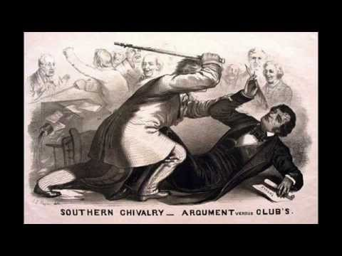 HHN Video Topic - Preston Brooks and Charles Sumner
