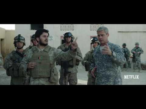 War Machine Trailer | Brad Pitt, Anthony Hayes, John Magaro