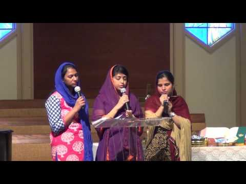 """Priya Yesuni Rajuni Nenu Chusina Chalu"" by Heavenly Grace Indian Church"
