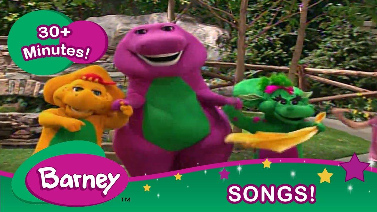 Download Barney | NURSERY Rhymes | 30+ minutes| Season 10
