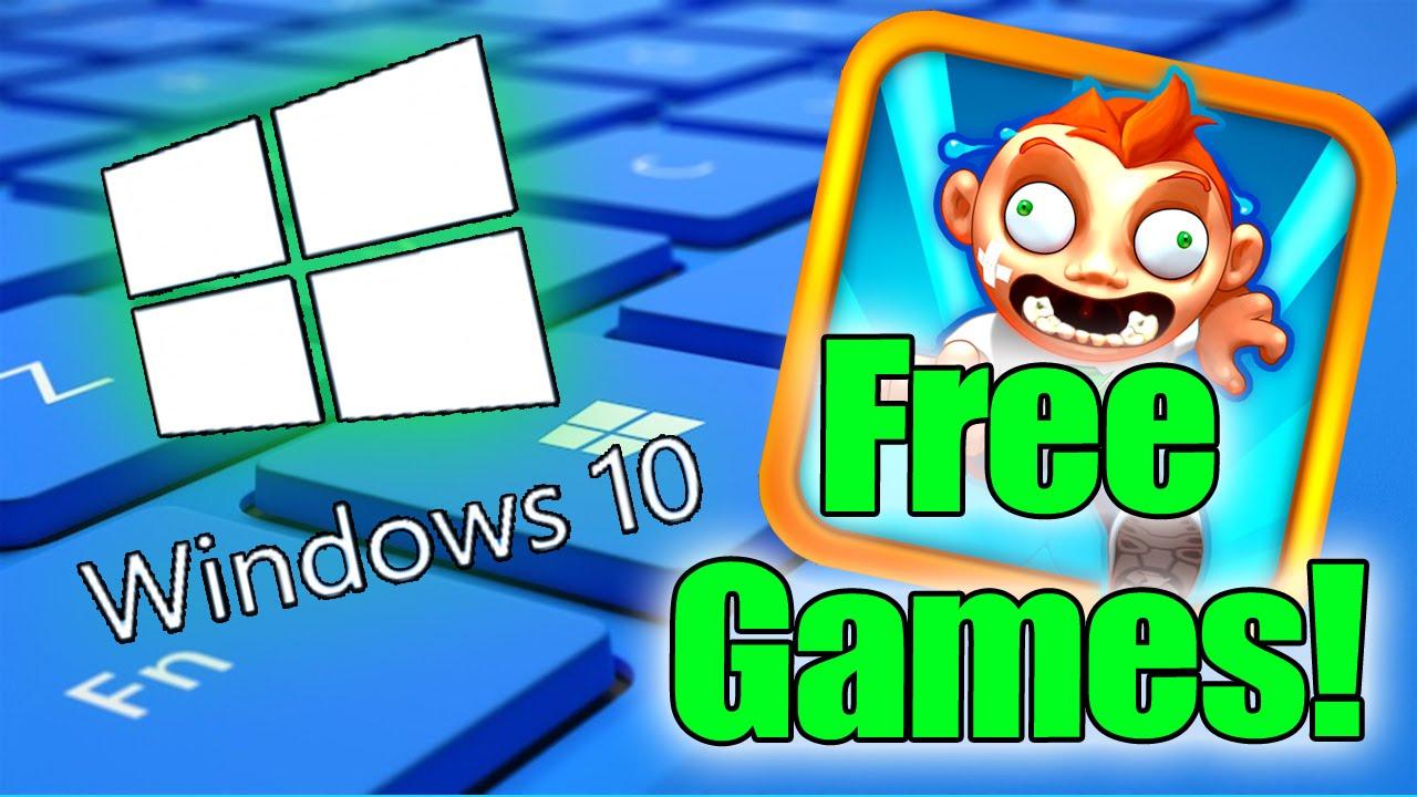 TOP TEN FREE Windows 10 Games 2016