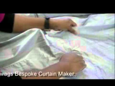 How to cut a straight line on voils nets or fabrics tip